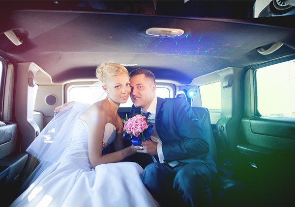 LA Wedding Limo Deals